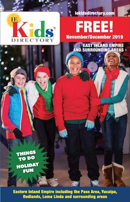 IE Kids November & December