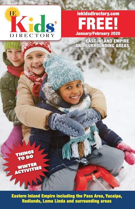 ie kids directory January