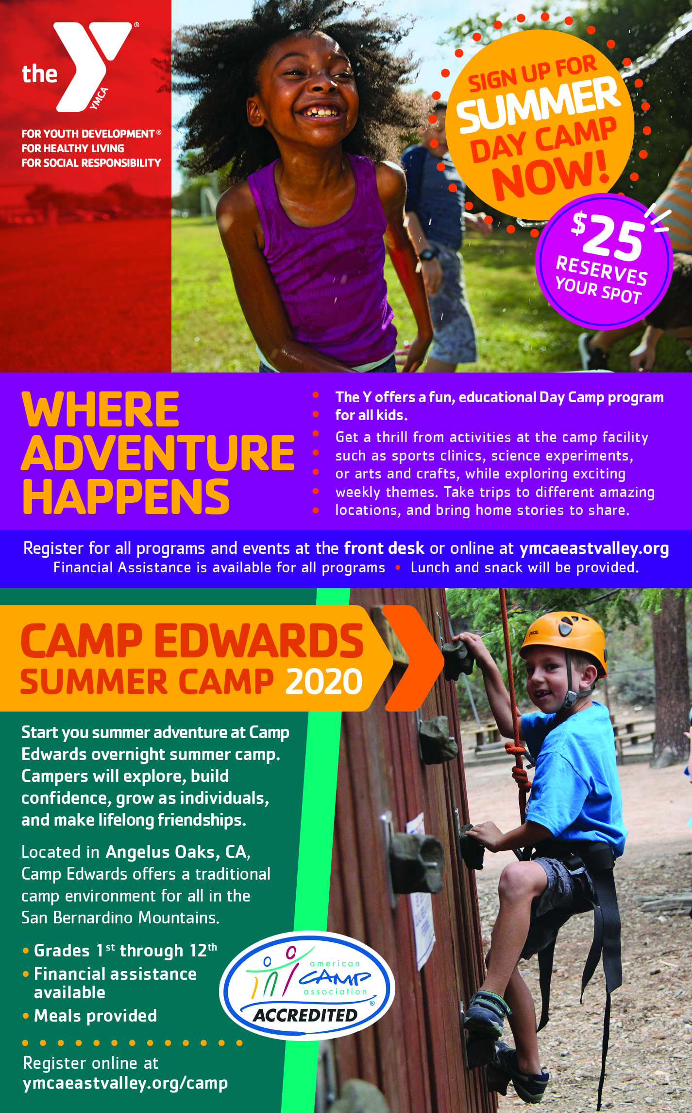 IE Kids Directory April Ad