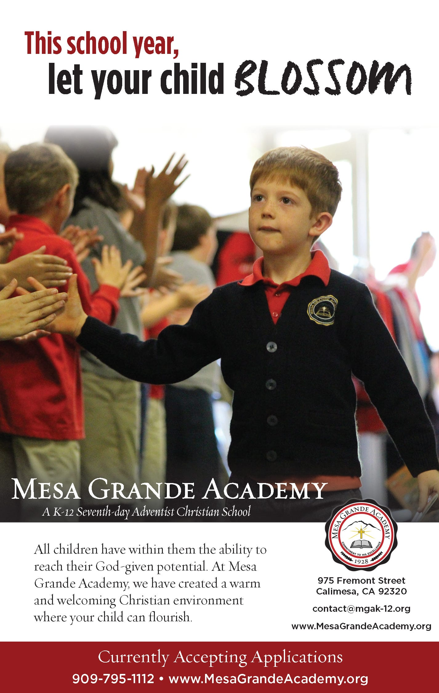 MGA kids directory ad April2020