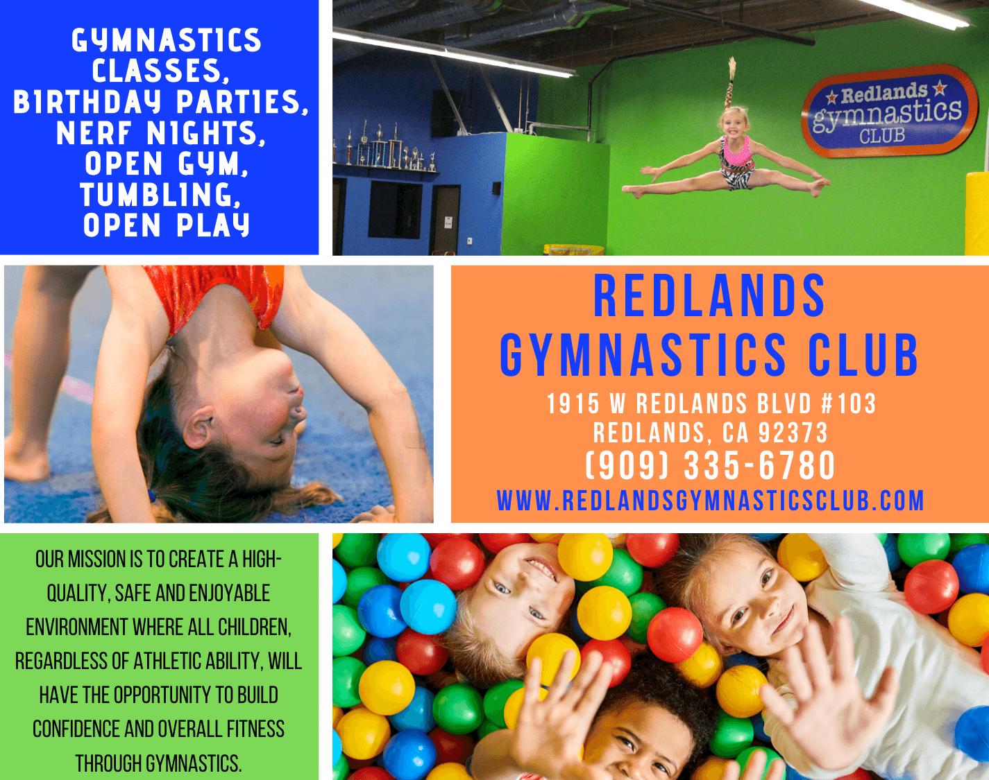 Redlands Gymnastics Club