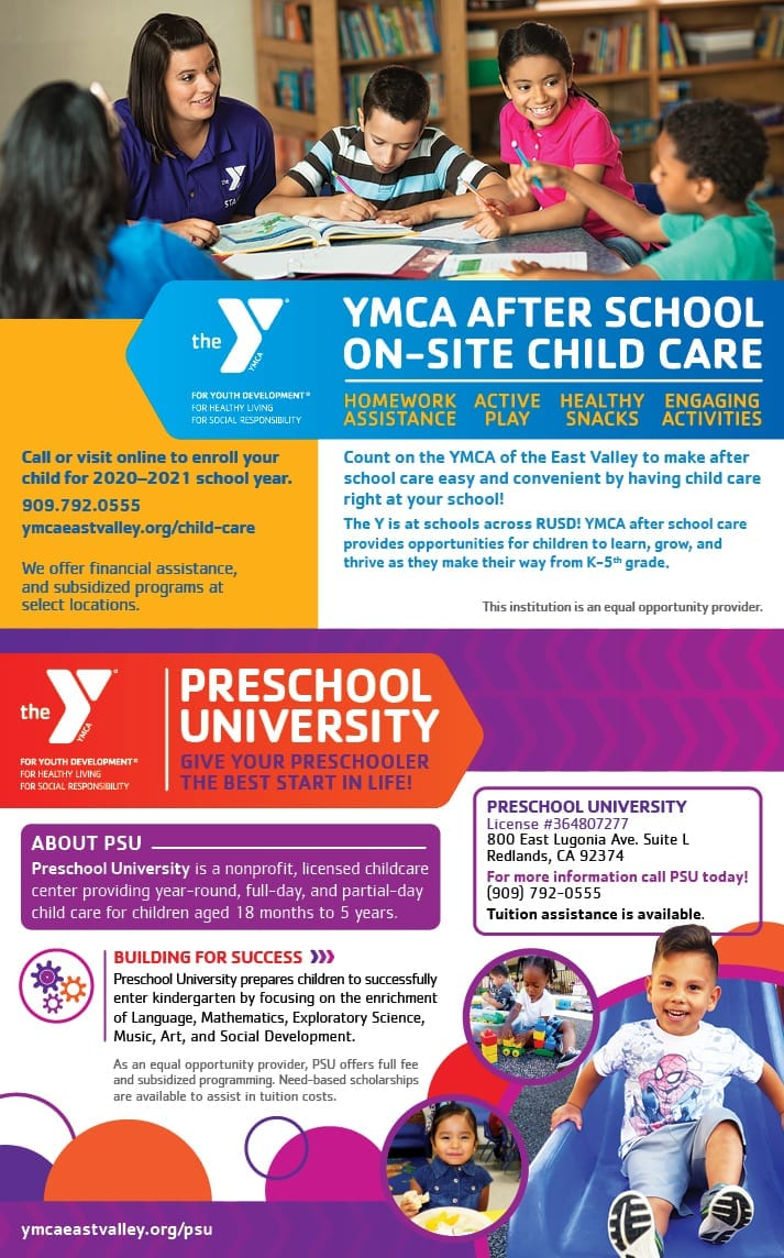 Ymca-sign Up For Summer Camp