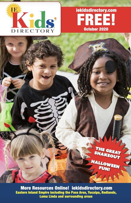 IE Kids Directory October 2020 Issue