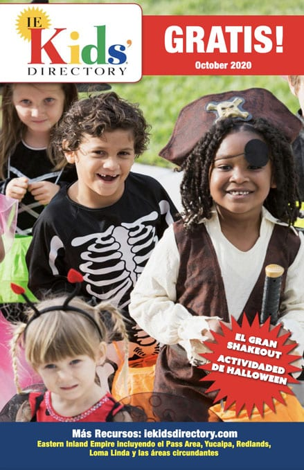 IE Kids Directory October 2020 Spanish Issue